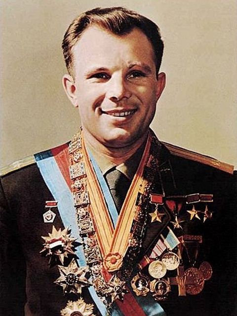 Юрий Алексеевич Гагарин Биография Фото/ Yuri Gagarin Biography photo